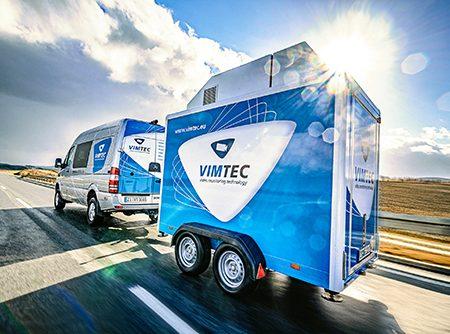 Bei folgenden Messen wird die VIMTEC MBE 1500 dieses Jahr mit dabei sein