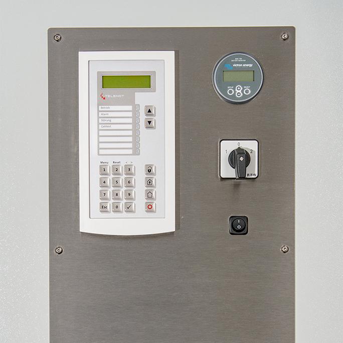 VIMTEC MBE 500 VA security