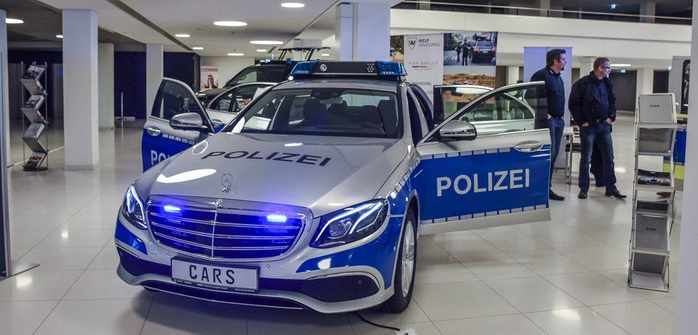 VIMTEC auf dem Fest der Polizei im deutschen Eck